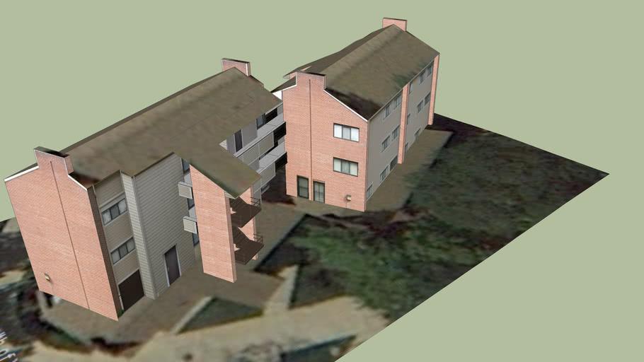 Student Apartments - Building 5