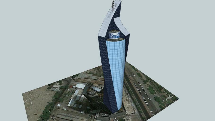 Al Tijaria Tower (Kuwait).