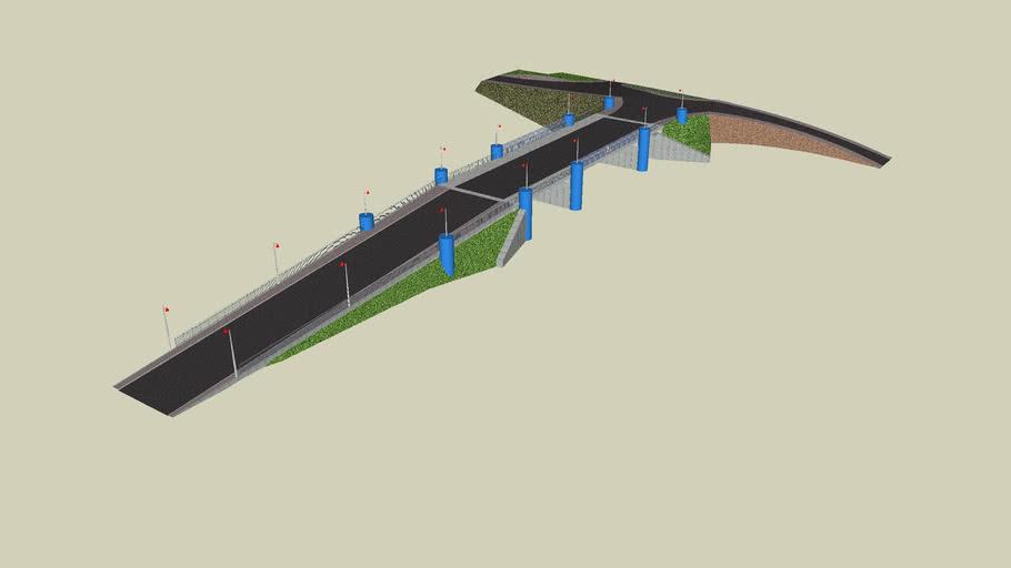Eisenbahnbrücke Kriftel