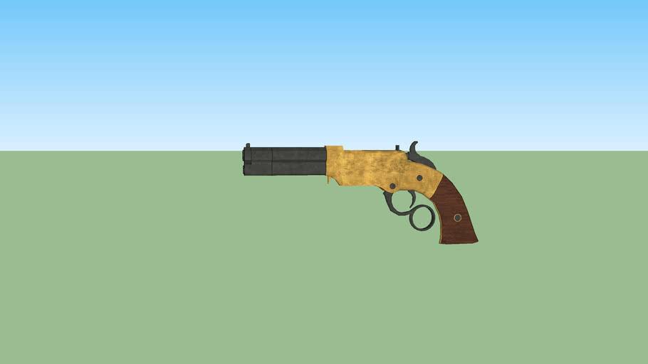 Volcanic Repeating Pistol