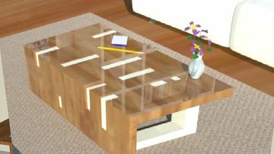 akmo modern coffee table (orta sehpa)