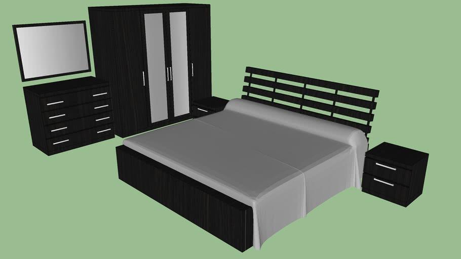 Mobiliario cuarto
