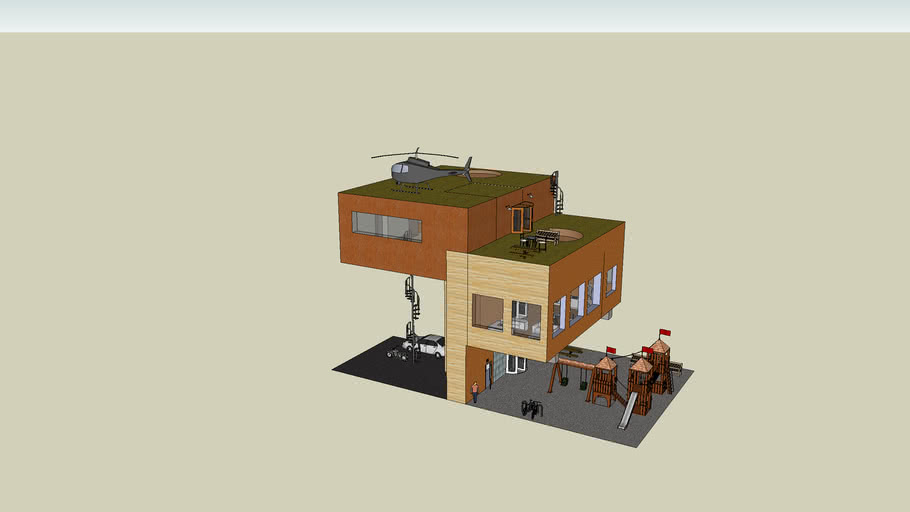 Modern Style House