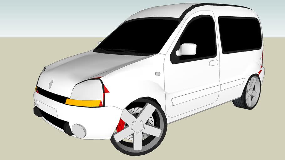 Modified Renault Kangoo
