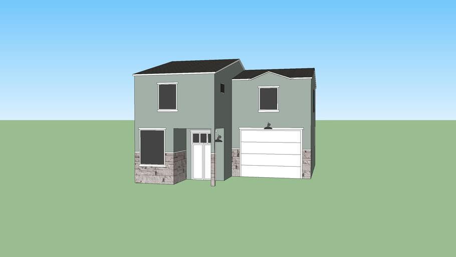 Vanity Homes model 5