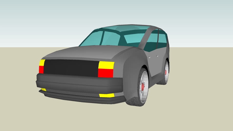 X5 Concept car