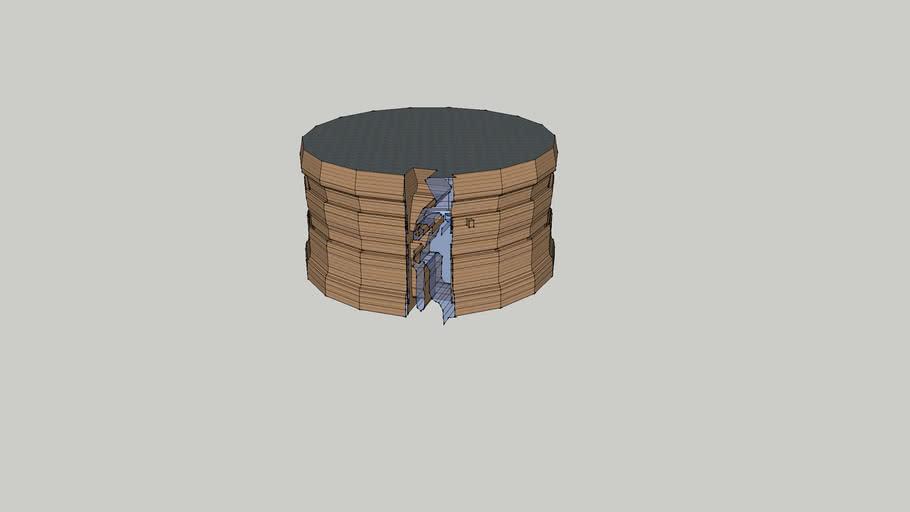 Incomplete Barrel