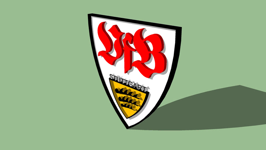 The VFB Stuttgart Crest