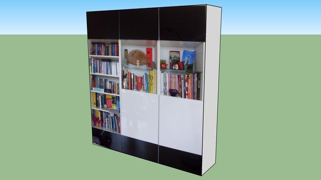 BESTA bookshelf from IKEA