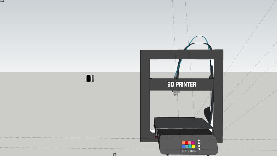 JGAURORA A3 3d printer