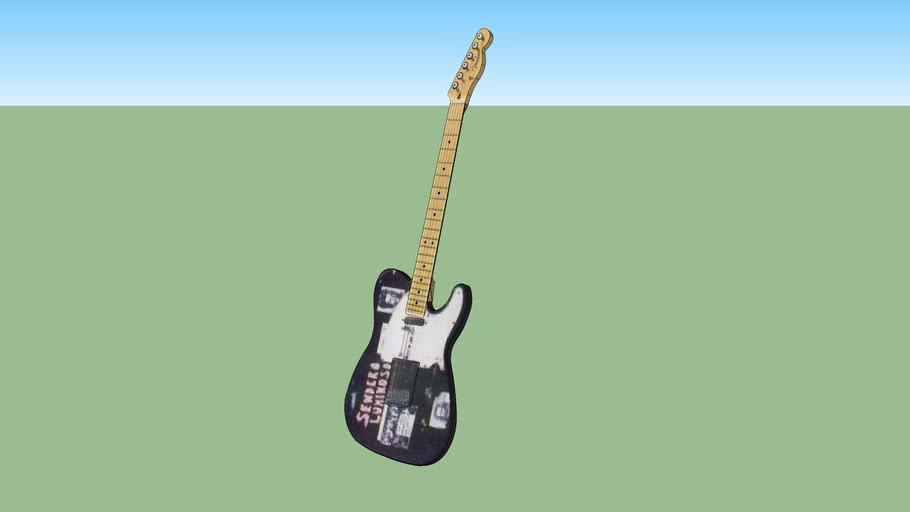Sendero Luminoso by Tom Morello's guitar