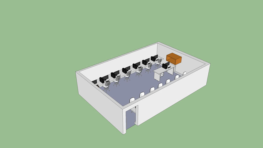 sala de aula senac