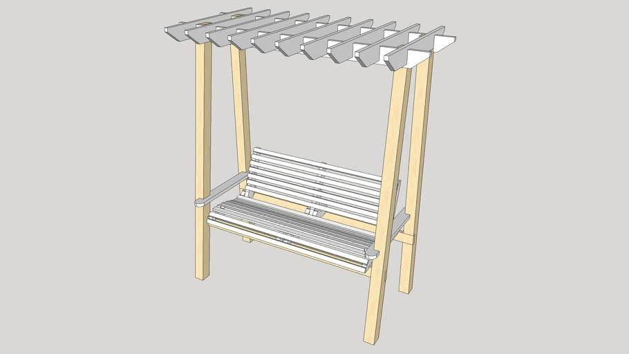 Alex Pergola/Seat design