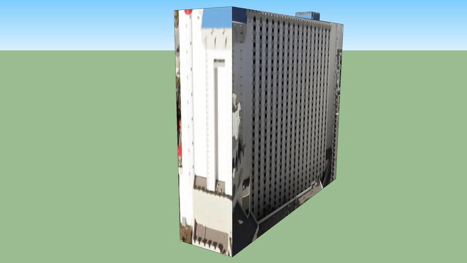 Construção em Las Vegas, NV, USA