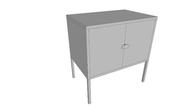 cupboard  LIXHULT