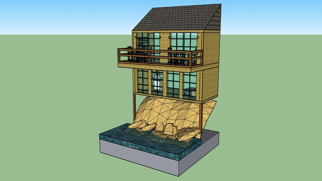 A beach house HEY PHYSICSGUY READ TITLE ::not finished yet:: please rate