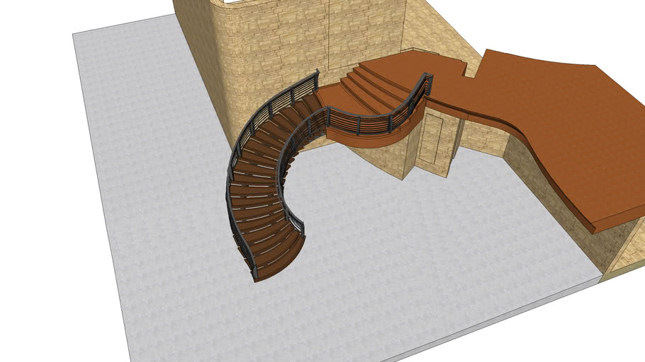 Outside Stair with Revisions
