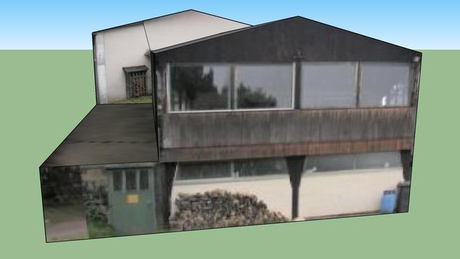 Segelfluggelände Dornberg-Sontra (Vereinsheim + alte Flugzeughalle)