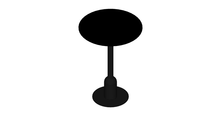 Charlie bistro table High