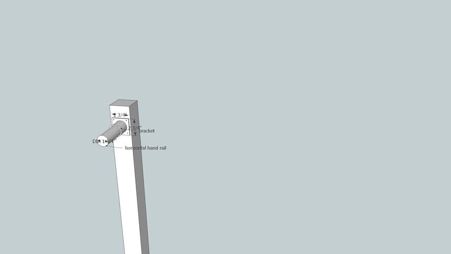 railing bracket