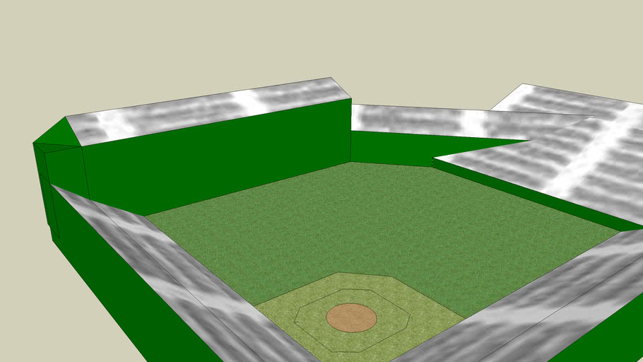 My Version Of Fenway Park