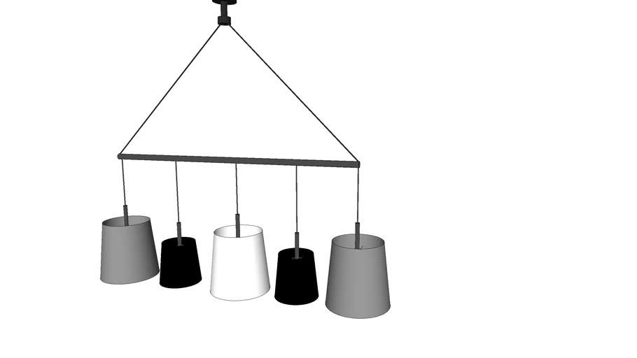 suspended light 1