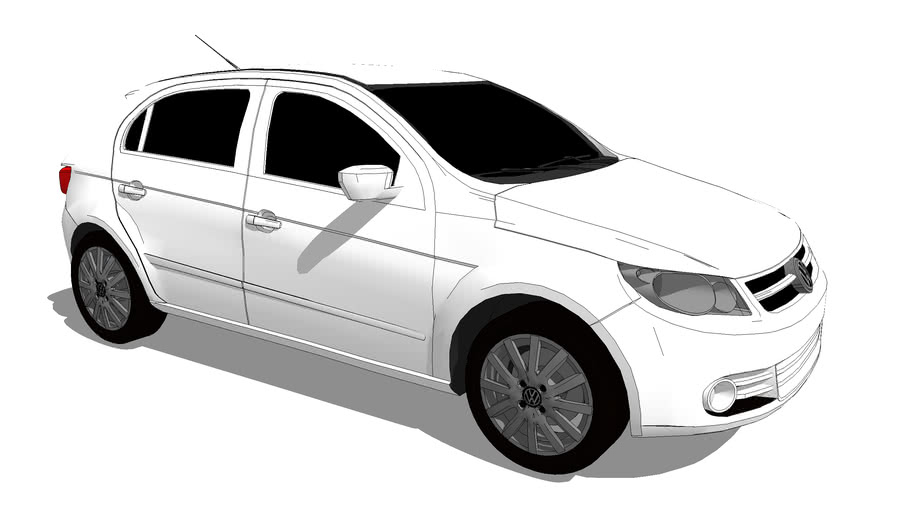 Vehicles - VW Gol G5