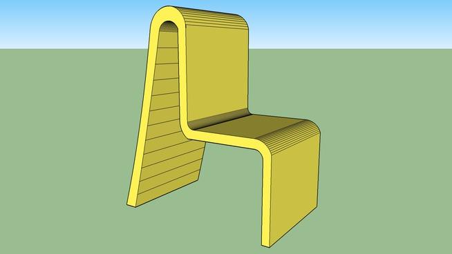 Standing Pool Chair