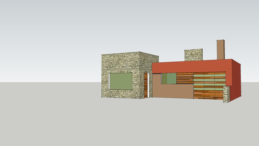 Casa Barrio Docente Trelew