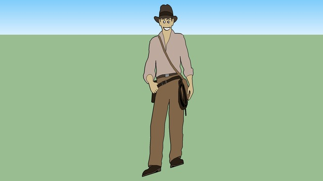 Indiana Jones and the total makeover