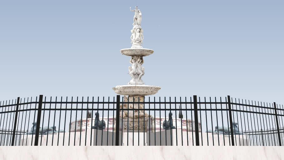 Fontana di Orione(Messina)