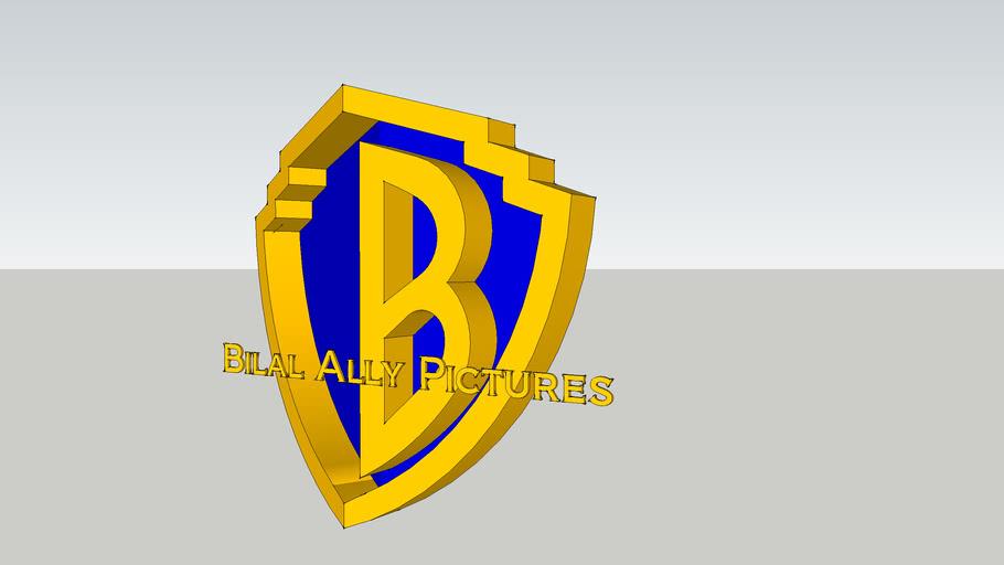 edited version of warner bros logo by bilal