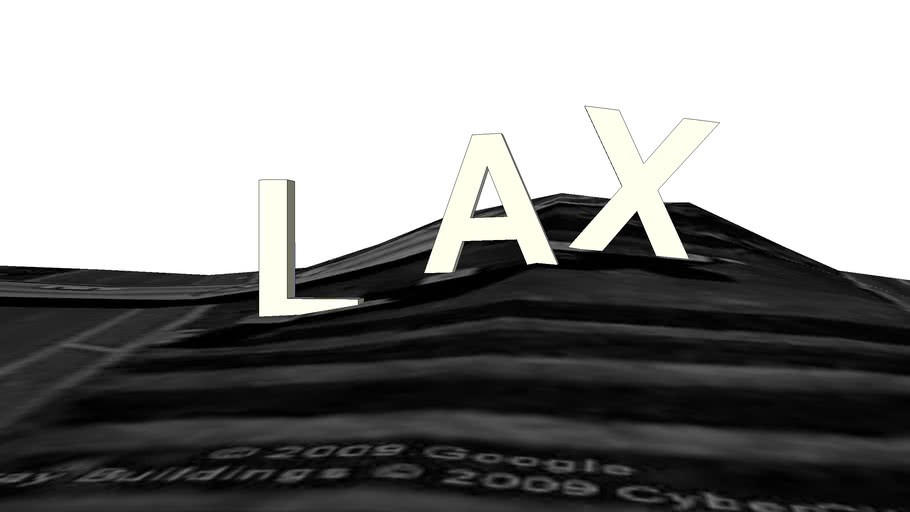 L.A.X Welcome Letters