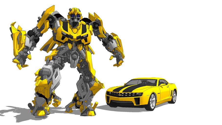 transformers bumblebee new