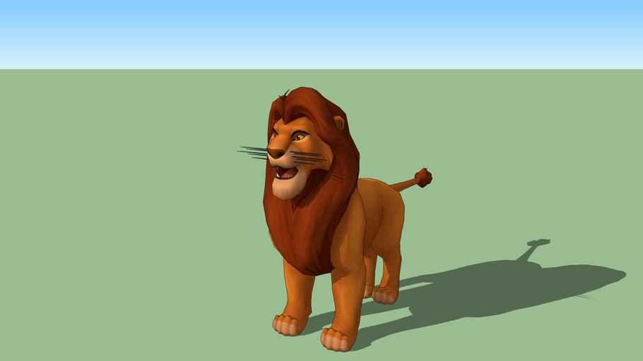 Simba (rei leao)