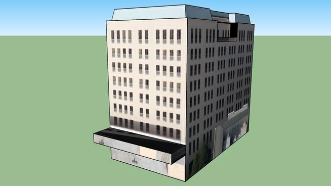 Building in Pasadena, CA, USA