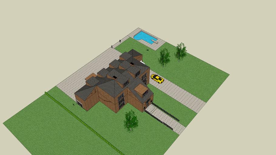 mooiste huis