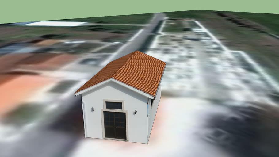 Casa Mortuária Igreja de Belide