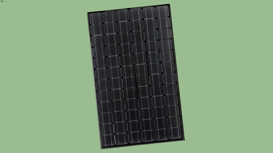 Romag 250 Wp Mono All Black