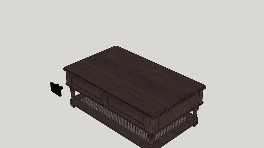 Passages Coffee Table