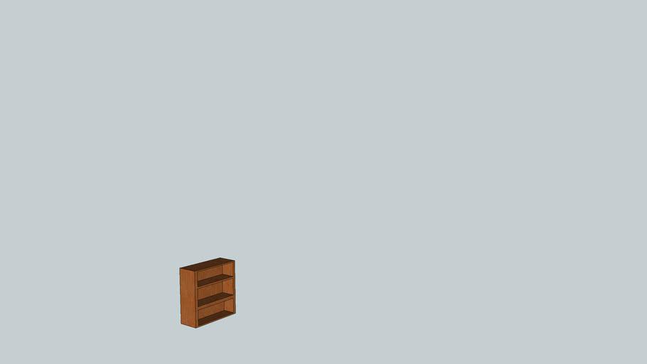 Shelf of wood
