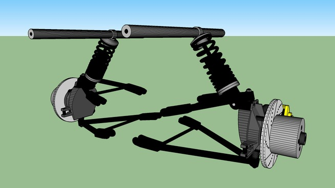Buggy Project - Rear Suspension