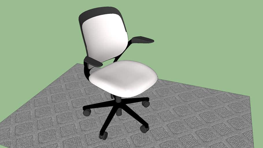 Kursi Kantor, kursi staff, office chair 3