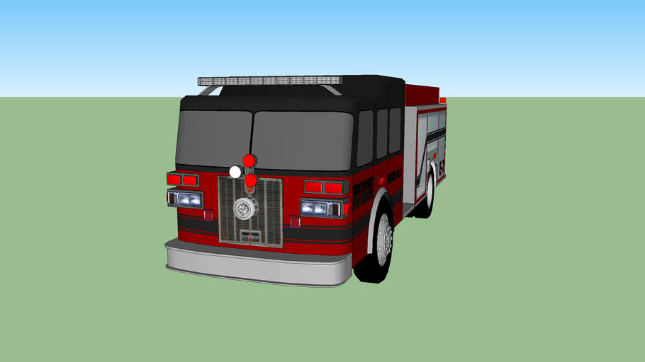 Winchester County FD Engine 7