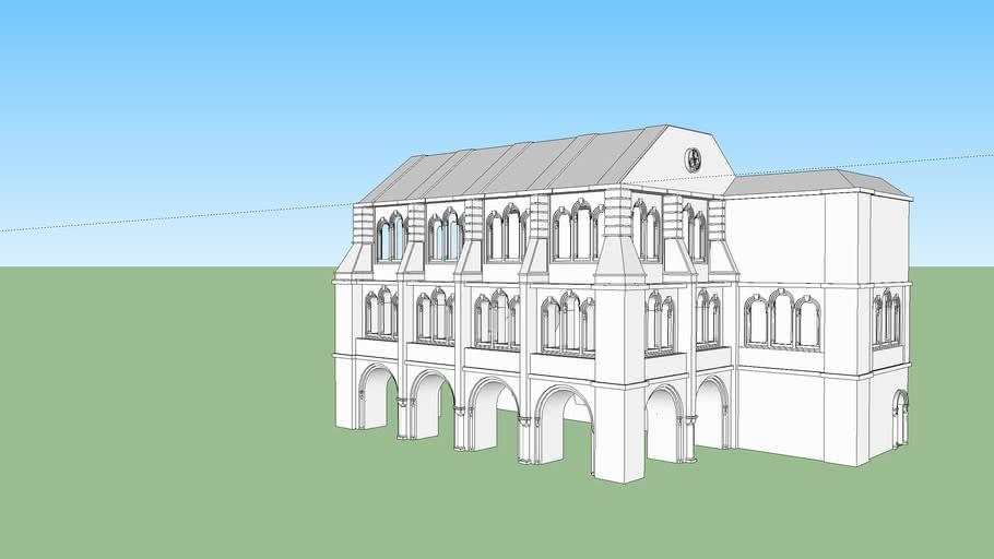 Minas Tirith Building 2