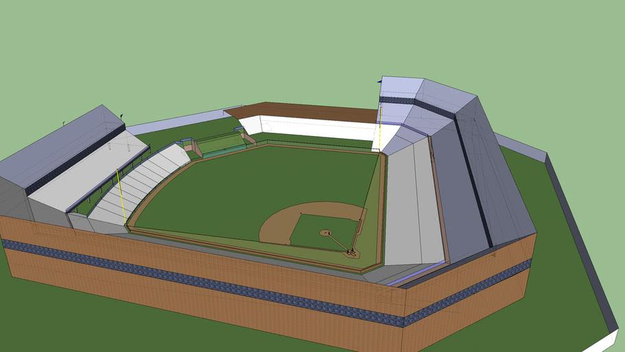 New Wrigely Field