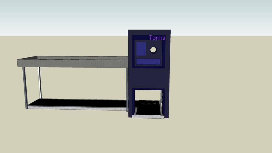 Tomra Flessenautomaat