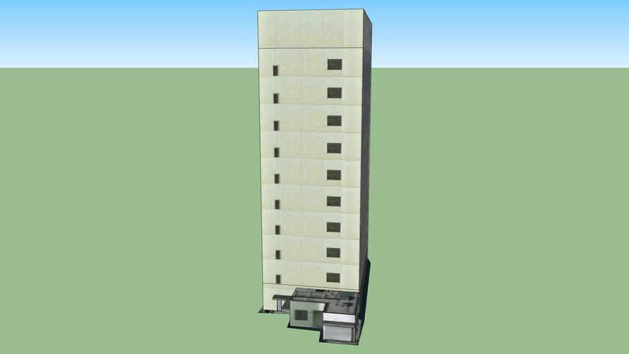親和銀行ビル 福岡営業部 SHINWA BANK FUKUOKA SALES DEPARTMENT - Nakasu Fukuoka, Japan