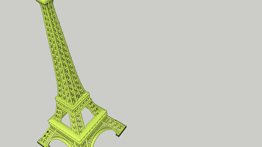 Toy Eiffel Tower