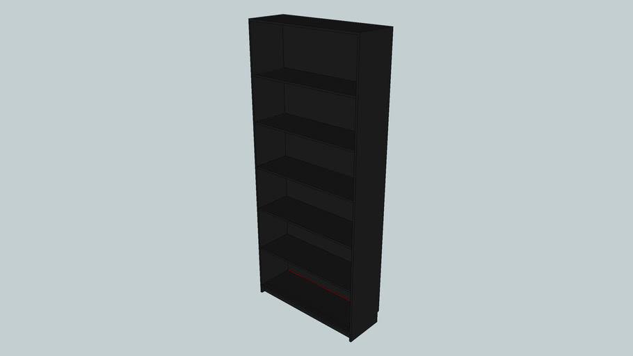 IKEA Billy Bookcase (Black)
